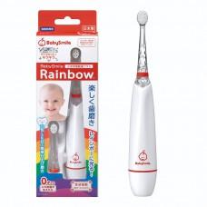 日本製 BabySmile S-204彩虹變色兒童電動牙刷