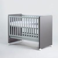 Moji DREAMY 成長型原木嬰兒床 - brooklyn ash 布魯克林灰 (pre-order, 查詢貨期)