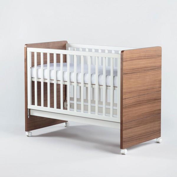 Moji DREAMY 成長型原木嬰兒床 - persian walnut 波斯核桃 (不包括床墊)
