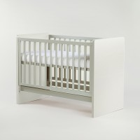 Moji DREAMY 成長型原木嬰兒床 - Sheep 羊毛白 (pre-order, 查詢貨期)